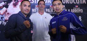 Gallo Estrada y Gallito Orucuta calientan SuperFly 3