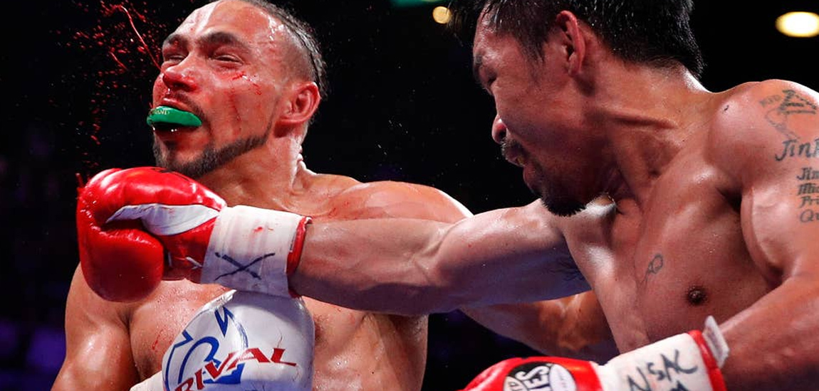 Pacquiao vence a Thurman
